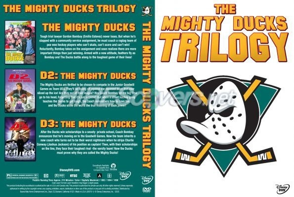 The Mighty Ducks Trilogy. Play.