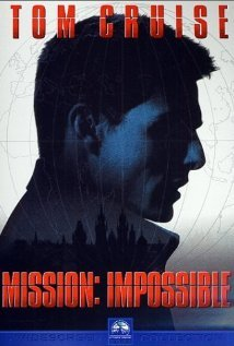 This edition of MMO Fallout Book Club looks at the 1996 movie Mission Impossible. Mission: Impossible stars Tom Cruise as Ethan Hunt, a member of the top secret Impossible Mission Force. Ethan is on the run after his mission is foiled by a spy, resulting in the deaths of his entire IMF team. I haven't seen Mission Impossible since 1996, making me about seven years old at the time, and proof as to how powerful the movie was to me. Even then, I used to be a huge fan of the 1960's Mission Impossible television series, catching reruns of it on TV as often as possible.  I'm sure for most people, Tom Cruise's Mission Impossible series was the first, and likely only, slice of the franchise they have seen, so the film may not have come off as powerful as it did to fans of the television show. The change was so drastic that several members of the original cast absolutely hated it. (spoilers) The first major alteration is in the early deaths of Ethan Hunt's entire team. Over the course of their first mission, the members of Hunt's team die one by one in what is quickly understood to be an ambush. In the old series, the main characters were safe. People died, but the IMF team was always safe from death. To put it in perspective, imagine if a new Terminator movie released, and within twenty five minutes John and Sarah Connor are both killed and the movie follows new people. The other point of offense among the early crew was the final reveal of Jim Phelps as the traitor and a terrorist. Jim Phelps was the director of the IMF from season two onward, playing a pretty major role in the organization's movement. The portrayal of Jim as a traitor was so powerful that several members of the original cast either turned down roles or refused to see the movie. (/spoilers) Despite its ridiculous and often impossible (see what I did?) plot points, Mission Impossible is still one of my favorite live action films of the 90's starring Tom Cruise. I never ended up seeing Mission Impossible II or III, but they are on Netflix so I will have to check them out.