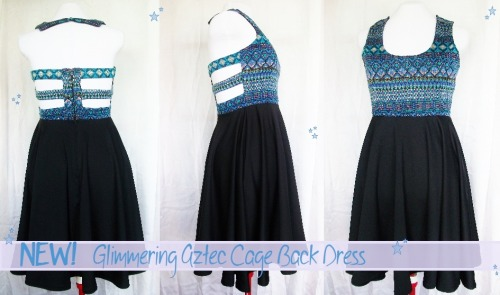 New dress I've handmade and added to my stylin' online boutique.