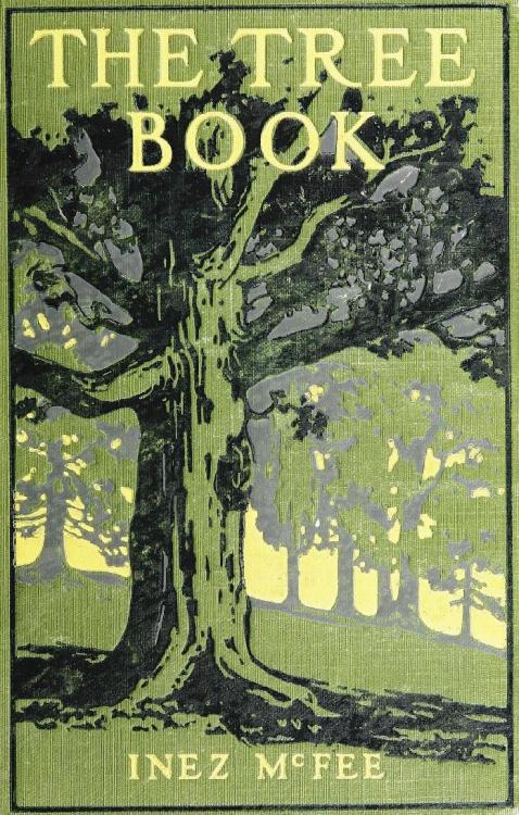 geisterseher:  Inez N. McFee, The Tree Book (1919)