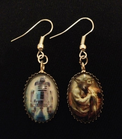 Custom made Star Wars Earrings!