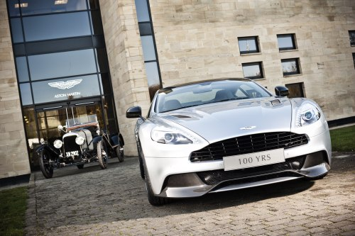 Aston Martin Celebrates its First 100 years by upcomingvehiclesx http://flic.kr/p/dBM8M7