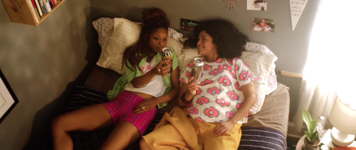 bellraven:Brown Girls (2017) dir. Sam BaileyA new web series by Fatimah Asghar that follows Leila, a South Asian-American writer just now owning her queerness and her best friend Patricia, a sex-positive Black-American musician who is struggling to commit to anything: job, art and relationships. While the two women come from completely different backgrounds, their friendship is ultimately what they lean on to get through the messiness of their mid-twenties. watch trailer here (x)