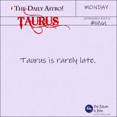 Taurus 5861: Check out The Daily Astro for facts about Taurus.