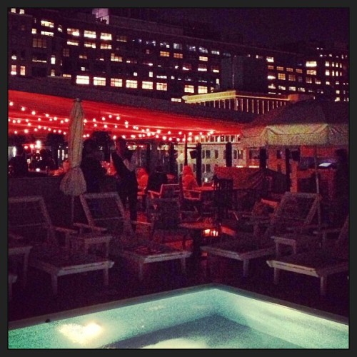 #sohohouse #pool #meatpacking