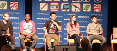 "DeStorm Power, Kurt Schneider, AJ Rafael Talk Success During ASCAP ""I Create Music"" EXPO Panel [INTERVIEWS]READ MORE:http://newmediarockstars.com/2013/04/destorm-kurt-schneider-aj-rafael-talk-success-during-ascap-panel-interviews/"