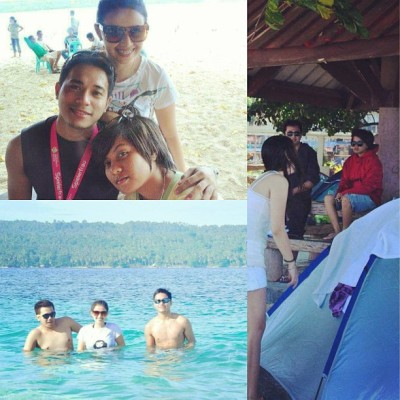 Missing the beach with them! 😭😭😭 :( #throwback #hob #beach