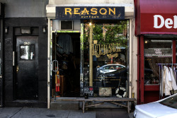 everythingyoulovetohate:  Reason Clothing, 436 East 9th Street, New York, 2013.