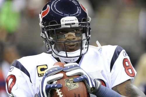 Andre Johnson looking to build on his best season [Associated Press]