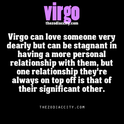 zodiaccity:  Zodiac Virgo facts.