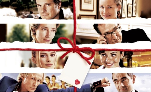 I rated the plot lines in Love Actually, YOU ARE WELCOME.