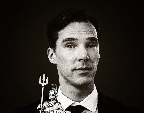 1k Benedict Cumberbatch bafta awards 02 BAFTA 2013