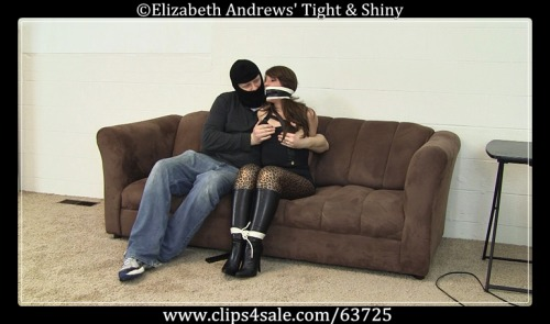 I fantasize about a man breaking into my house and tying me up - http://www.clips4sale.com/63725/8463155 - Elizabeth Andrews : Burglary Fantasy