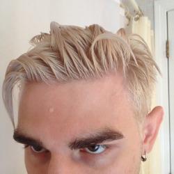 me wet hair looks