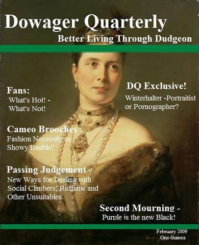 Dowager Quarterly, Issue #4