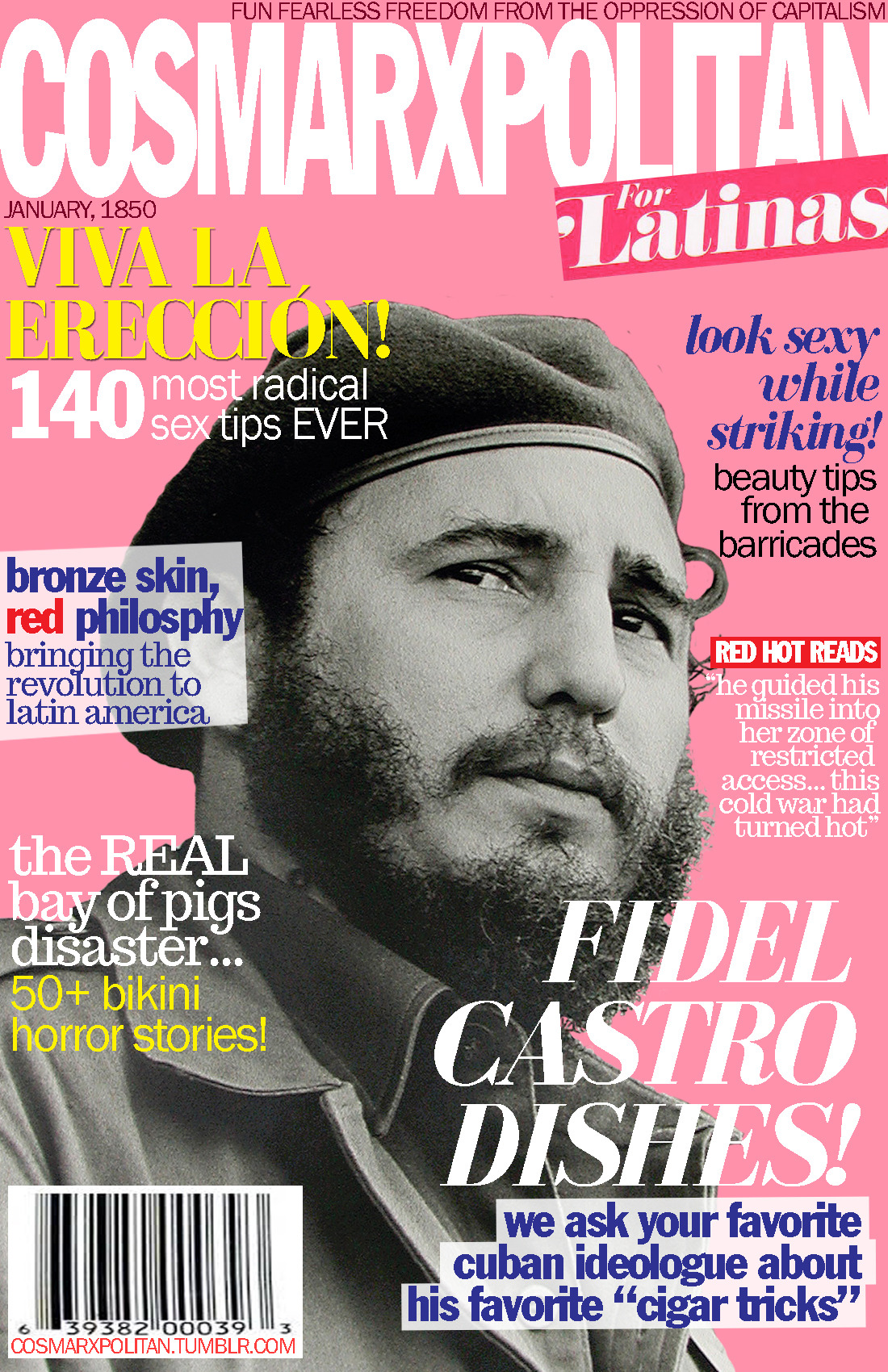 cosmarxpolitan:  Cosmarxpolitan For Latinas The REAL bay of pigs disaster… 50+ bikini horror stories!