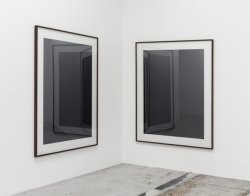 A Kassen. Permanent Reflection (2013). Inkjet print. Installation size variable . Each photo 145 x 185 cm Framed 147,3 x 187,3 cm. Edition 3 (+ 1 AP). Galleri Nicolai Wallner
