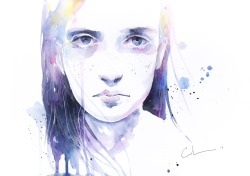 agnes-cecile:  the water workshop II