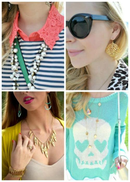 Shop all these styles directly:  www.chloeandisabel.com/boutique/amandaberryhill  all pieces are lifetime guaranteed <3
