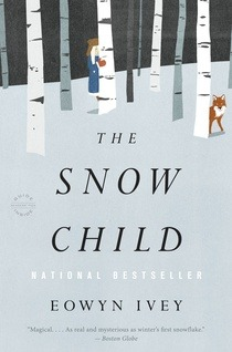 Congratulations to Eowyn Ivey! Her book THE SNOW CHILD was a finalist for the Pulitzer Prize.