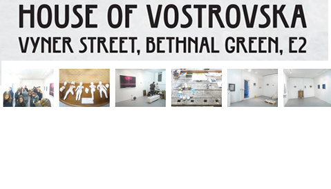 Had a meeting with the 'House Of Vostrovska' gallery today about my work, and they are going to give me a solo at some point in the late months of this year ^^. It's a beautiful space so very excited :)