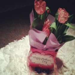 Aww thank you baby <3 I had an awesome Mother's Day :)