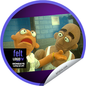 I just unlocked the Felt: THERE'S NO CRYING IN THE GYM sticker on GetGlue                      832 others have also unlocked the Felt: THERE'S NO CRYING IN THE GYM sticker on GetGlue.com                  You've just unlocked a Felt on Logo sticker! Nothing is off limits as our fuzzy friends work on their relationship challenges.  Share this one proudly. It's from our friends at Logo.