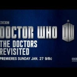 "I'm watching Doctor Who: The Doctors Revisited    ""Cuarto Doctor.""                      923 others are also watching.               Doctor Who: The Doctors Revisited on GetGlue.com"