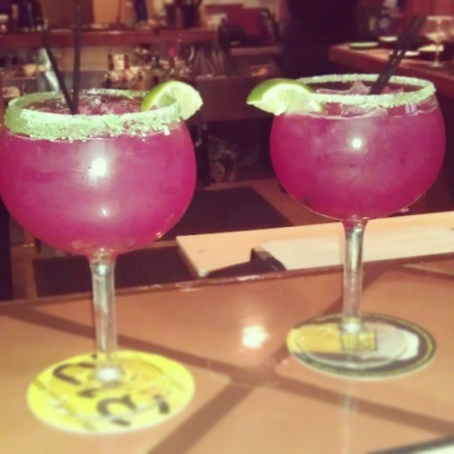 #pricklypear #margaritas with @_annabrooke_ to celebrate her new life coming up in #orlando!