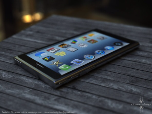 This iPhone 6 concept is simply ugly. Also, I cannot understand those who think that Apple would introduce something so un-iPhone like… Didn't they learn anything for the iPhone 5?
