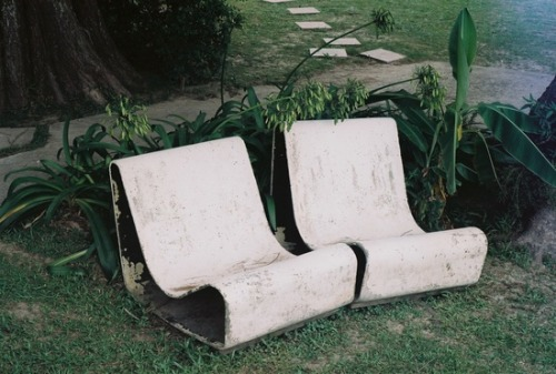 For the love of #concrete and #chairs++