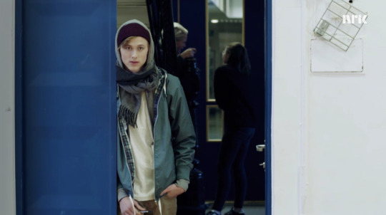 Even And Isak Locker Room Scene