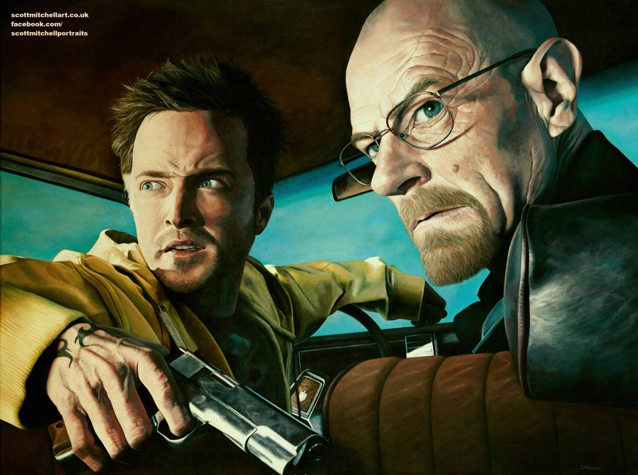 Breaking Bad, by Scott Mitchell