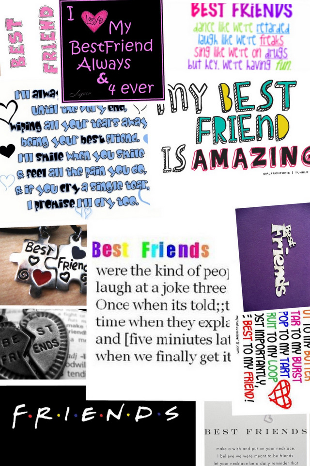 💚 my best friends