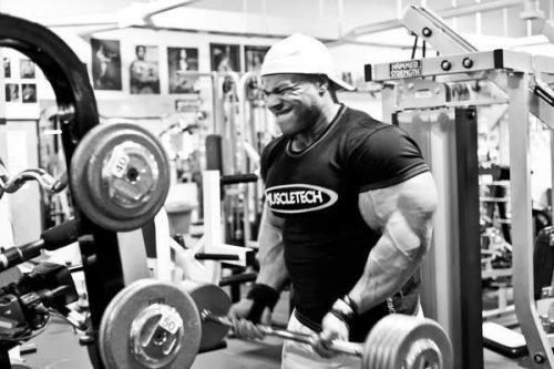 drwannabe:  Phil Heath [view all photos of Phil]