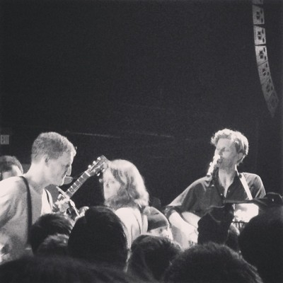 Amazing @thelumineers #concert last night! Nothing like love #music! 🎵🎶🎵#Toronto