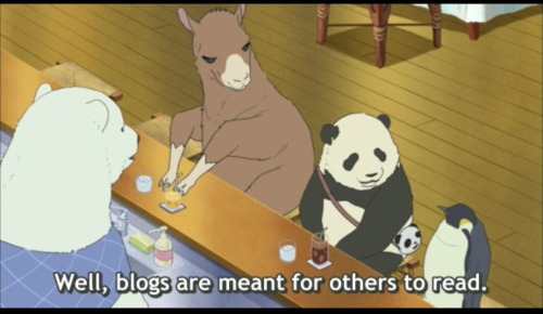 mo-choi:  Well said Polar bear Well said