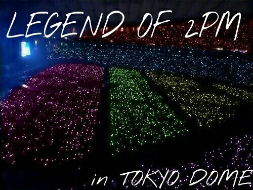 "After 13 shows, in 6 venues, in 5 Japanese cities, the 2PM Arena Tour ""Legend of 2PM"" comes to a close tonight in Hokkaido!! Hottest are so proud of our World Class 2PM, for completing a Legendary arena tour, showcasing their true power as performers & artists! D-56 UNTIL 2PM TAKES OVER THE TOKYO DOME!!! \^______^/ DON'T STOP CAN'T STOP, 2PM GO!!!!  This is the craziest concert ever"