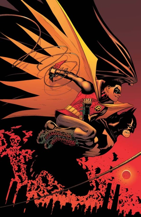 Batman and Robin by Patrick Gleason