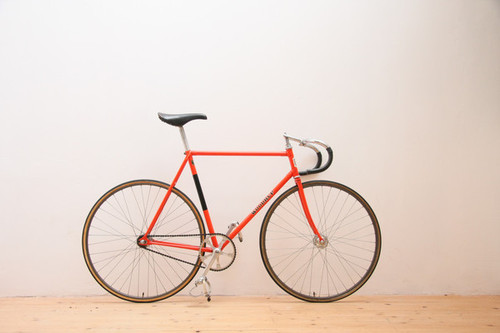 Woodrup Vintage British Track Bike - For sale at www.pedalpedlar.co.uk
