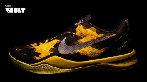 "7large:  Nike Kobe 8 System ""Vault Pack"". Available now."