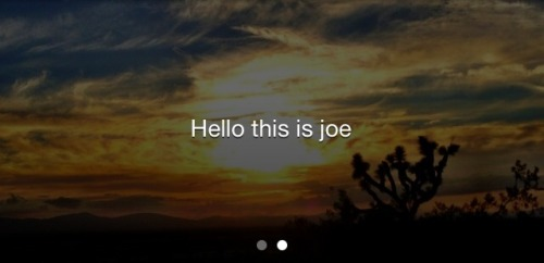 xpleasebeminex:  jemistri:  jobrosnews:  Joe changed his twitter bio for the first time in 3+ years!  oh my how deep  hello joe