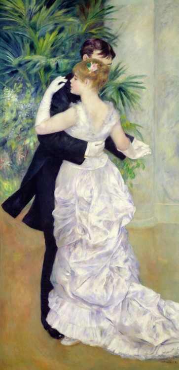 Pierre-Auguste Renoir, Dance in the City, 1883