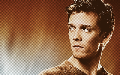 Luke Castella || Jake Abel Son of Hermes