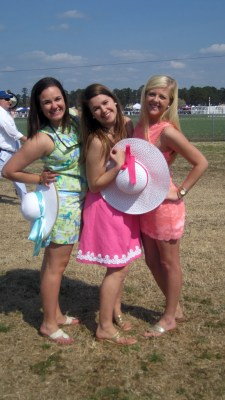 Carolina Cup is my favorite holiday