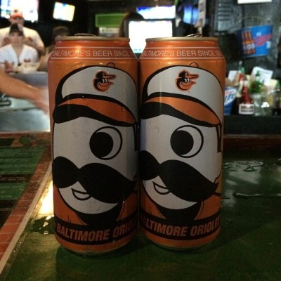 No other way to pregame an O's game #nattybo  (at Pickles Pub)