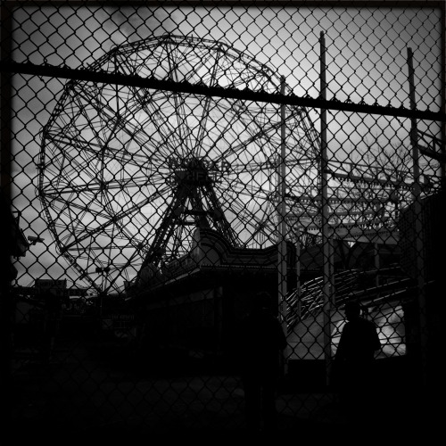 kristinhoell:  Wonder Wheel at Coney Island