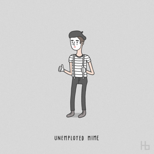 Unemployed Mime (2013)
