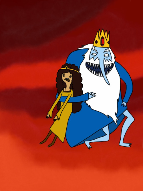 Ice King ruins everything.