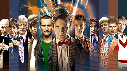 BBC Doctor Who Blog - A Beginner's Guide to the Doctors  As the Doctor himself said on Trenzalore, he's had loads of bodies. That's because the Doctor is a Time Lord, and Time Lords have the ability to regenerate their bodies when they're worn out or dying. This means that his old body transforms into a new one, along with a new appearance and persona – a brand new Doctor! But underneath these surface changes, he's still the same man, the same hero and adventurer. The series finale gave us glimpses of many Doctors, including the very first - that was the white-haired figure that Clara spoke to at the beginning of the episode. We saw the 'impossible girl' interrupt him as he was about to steal a TARDIS, advising him to take the time machine that he still travels in today. The Second Doctor was the man wearing a big, furry coat and the Third was behind the wheel of his trusty old car, Bessie. It's clear that every Doctor has a distinctive look – tall and handsome, short and impish, old, young… All different! But what's more exciting is their unique personalities and eccentricities - you can read more by following the links below. You'll see that the Doctor has always been a hero, but in different ways in different times. The guide shows the Doctors - click on any of them and you'll be taken to a page that gives you the low down on that particular Doctor. What they were like, who they travelled with and what caused them to regenerate. If you want to find out more, simply follow the links to their stories and you'll discover some brilliant clips from their adventures, galleries, fact files and much more. We'll be adding much more in the coming months, but for now, here's a guide to the greatest hero of them all: The Doctor….  Read now: BBC Doctor Who Blog - A Beginner's Guide to the Doctors